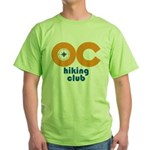 OC Hiking Club Green T-Shirt