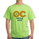 OC Hiking Club Green T-Shirt