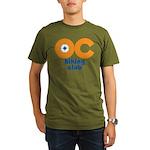 OC Hiking Club Organic Men's T-Shirt (dark)