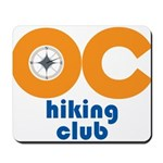OC Hiking Club Mousepad