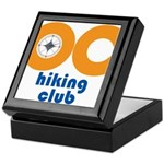 OC Hiking Club Keepsake Box