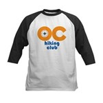 OC Hiking Club Kids Baseball Jersey
