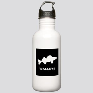 Walleye. Just Walleye Stainless Water Bottle 1.0L