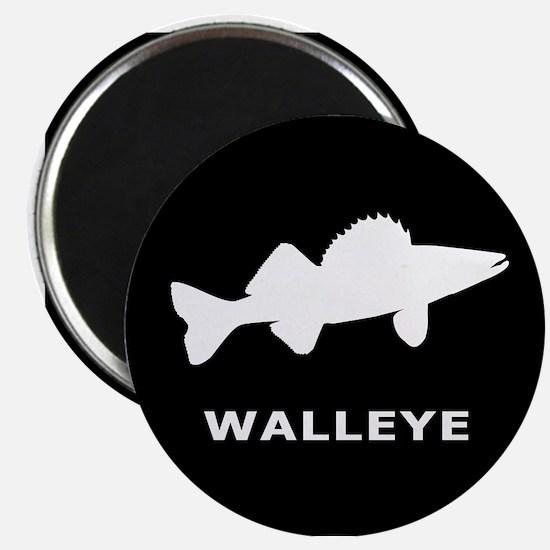 Walleye. Just Walleye Magnet