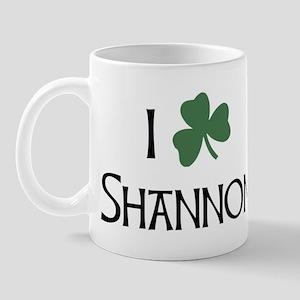 Shamrock Shannon Mug