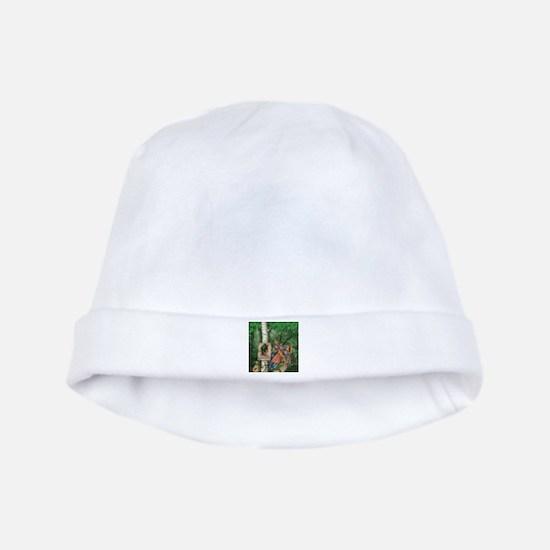 Cairn Terrier Robin Hood baby hat