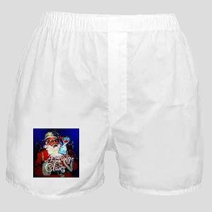 Assange Claus Boxer Shorts