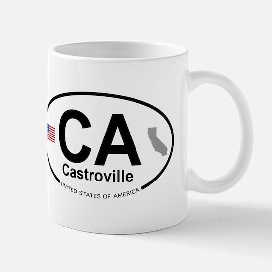 Castroville Mug