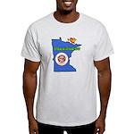 ILY Minnesota Light T-Shirt