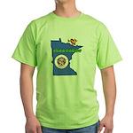 ILY Minnesota Green T-Shirt