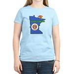 ILY Minnesota Women's Light T-Shirt