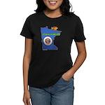 ILY Minnesota Women's Dark T-Shirt