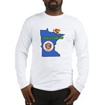 ILY Minnesota Long Sleeve T-Shirt