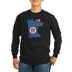 ILY Minnesota Long Sleeve Dark T-Shirt