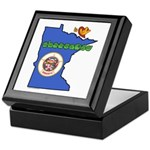 ILY Minnesota Keepsake Box