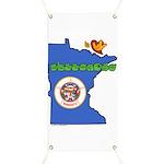ILY Minnesota Banner