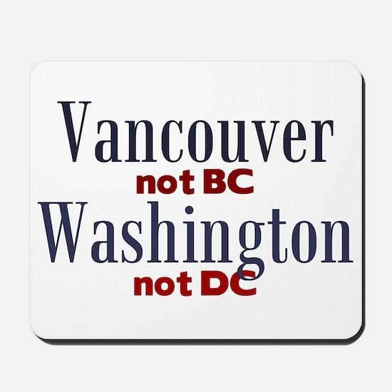 Vancouver Mousepad