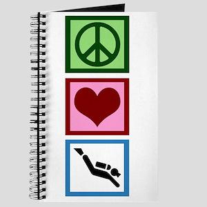 Peace Love Scuba Journal