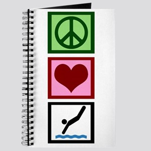 Peace Love Diving Journal