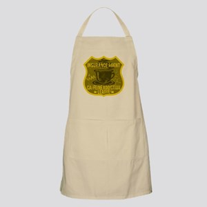 Insurance Caffeine Addiction Apron