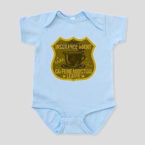 Insurance Caffeine Addiction Infant Bodysuit