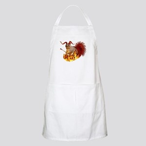 Krampus Squirrel Apron