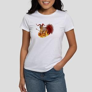 Krampus Squirrel Women's T-Shirt