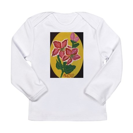 Azalea Long Sleeve Infant T-Shirt