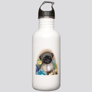 """Thelma"" - PUG Stainless Water Bottle 1.0L"