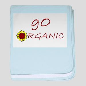 go organic baby blanket