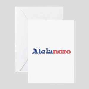 Alejandro Greeting Cards