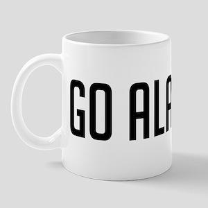 Go Alabama! Mug