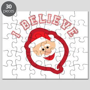 Santa Puzzle
