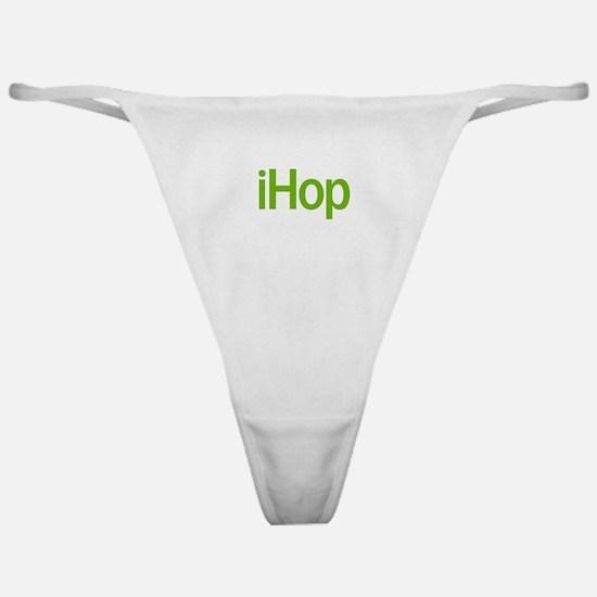 Easter iHop Classic Thong