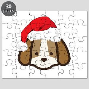 Animal santa Puzzle