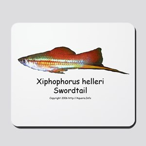 Swordtail Mousepad