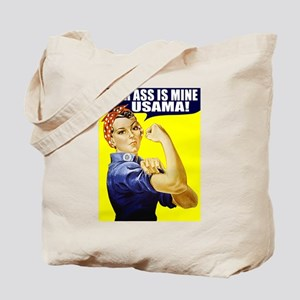 Rosie WantsUsama Tote Bag