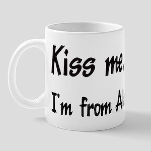 Kiss Me: Alabama Mug