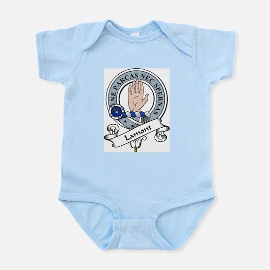 Lamont Clan Badge Infant Creeper