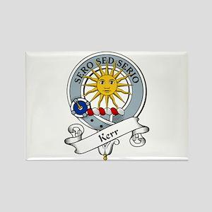 Kerr Clan Badge Rectangle Magnet (10 pack)