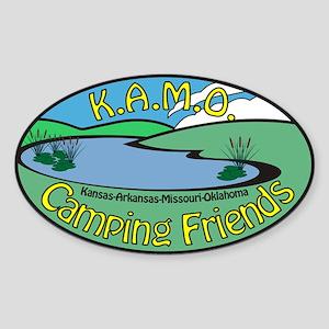 KAMO03x5b Sticker