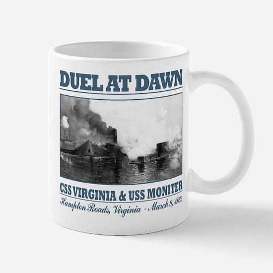 Duel At Dawn Mug