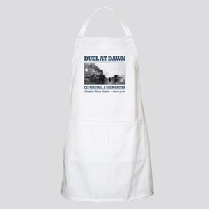 Duel At Dawn Apron