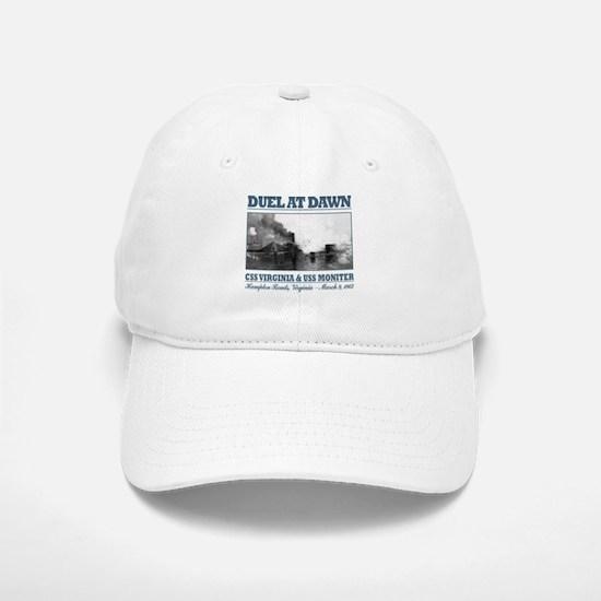 Duel At Dawn Baseball Baseball Cap