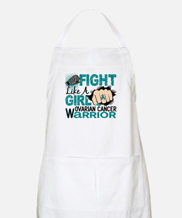 Licensed Fight Like A Girl 20.2 Ovarian Canc Apron
