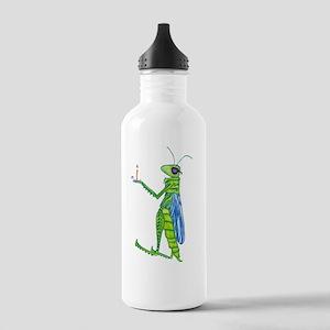 Grasshopper Stainless Water Bottle 1.0L