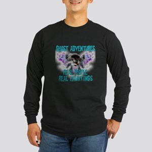 Ghost Adventures Long Sleeve Dark T-Shirt