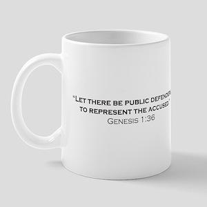 PD / Genesis Mug