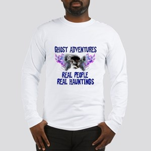 Paranormal Designs Long Sleeve T-Shirt
