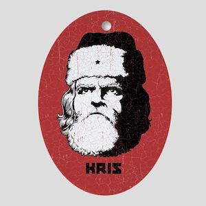 KRIS Ornament (Oval)